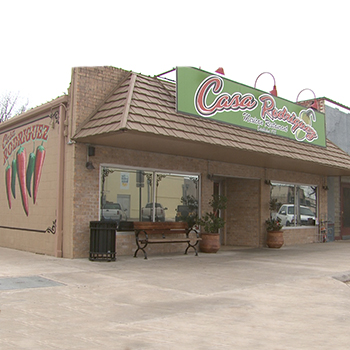Half Price Thursday 25 dollar voucher offered for 12.50 to Casa Rodriguez