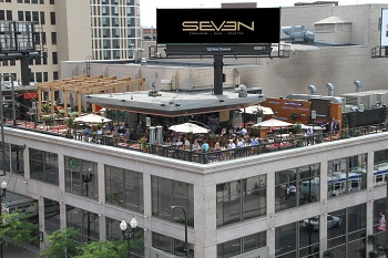 Seven Steakhouse, Sushi and Rooftop